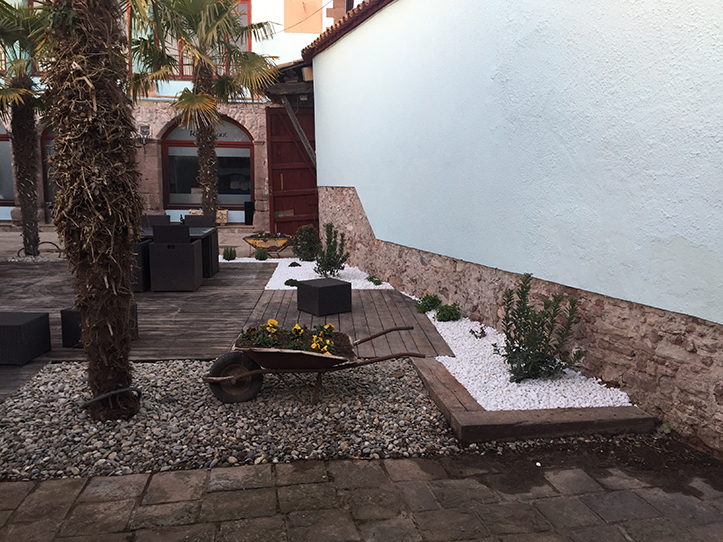 Terraza, Bages